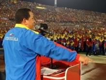 Encuentro con patrulleras y patrulleros del PSUV en el estadio Pachencho Romero, Estado Zulia